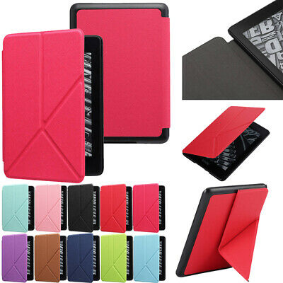 AU11.18 • Buy Fr Amazon Kindle Paperwhite 1 2 3 4 10th Gen 2018 Smart Leather Stand Case Cover