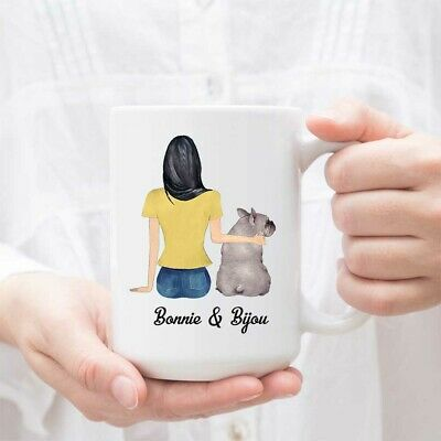 Personalized French Bulldog Mug Personalized Frenchie Mug French Bulldog Mug • 11.98£