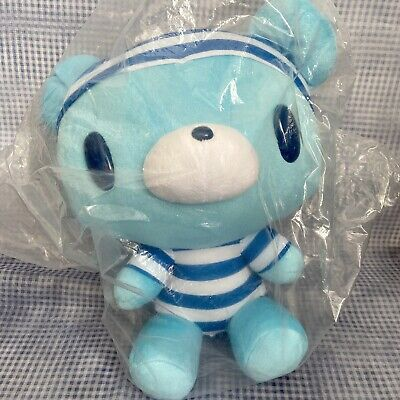 New Gloomy Bear Baby Jumbo Swimsuit Blue Plush 40cm Chax CGP-483 Taito Tag • 27£