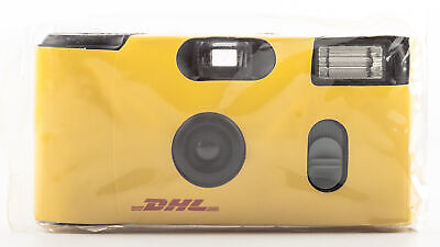 DHL Disposable Camera With Blitz Shp • 48.18£