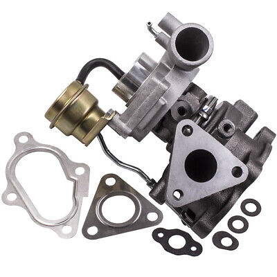 Turbo Turbocharger For Mitsubishi Pajero Shogun 2.8 L 4M40 TD04 - 12T TF035 Type • 102.99£