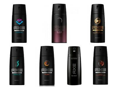 AXE Body Spray Deodorant 150 Ml / 5.07 Oz ) (Package May Vary) (Pack Of 3) • 11.57£