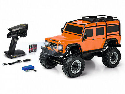 Carson Radio Control Land Rover Defender 1:8 Scale RTR Ready To Run RC Electric • 120£