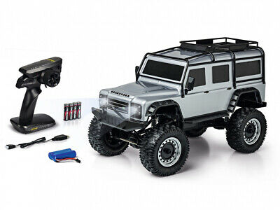 Carson Radio Control Land Rover Defender 1:8 Scale Ready To Run RC Electric RTR • 120£