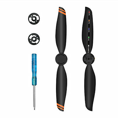 AU20.87 • Buy LED Light Flash Propellers Night Flight Accessories For DJI Mavic Air 2 Drone