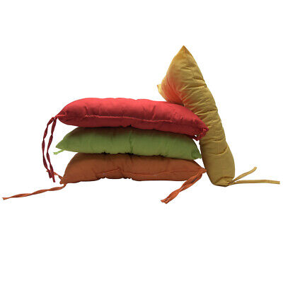 AU12.31 • Buy Soft Patio Chunky Chair Seat Cushion Pads Tie On Dining Kitchen Garden Office