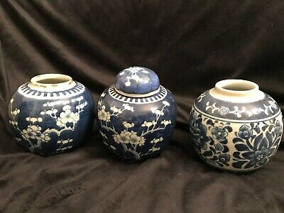 Antique Chinese Export Jars • 85£
