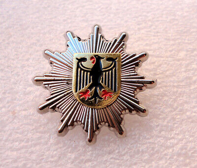 S1 German Imperial Eagle Federal Theme Pin Badge Free Uk Postage Offer • 4.99£
