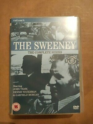 The Sweeney The Complete Series DVD 14 Disc Set BRAND NEW SEALED • 17£
