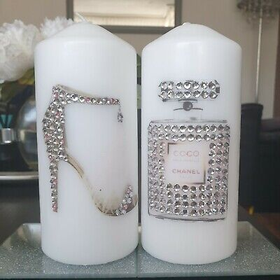 2 X Candle Ultimate Bling Set • 18£