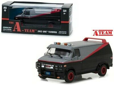 Greenlight 86515 - 1/43 Scale 1983 Gmc Vandura The A Team Van • 19.99£