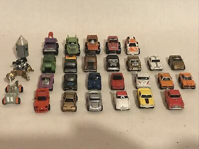 Original Micro Machines Galoob Cars X 26Bundle 90s Toys Very Rare Vintage Retro • 59.99£