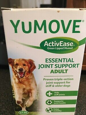 Yumove Essential Joint Supplement Older Dogs 28 Tablets • 7.50£