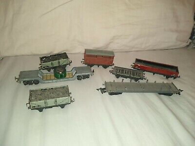 Oo Gauge Trix Ttr And Hornby Wagons • 15£