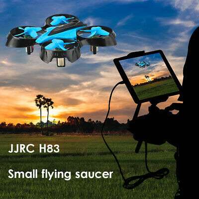 AU18.86 • Buy JJRC H83 RC Mini Drone Flips One-Key Return Remote Control Quadcopter Helicopter