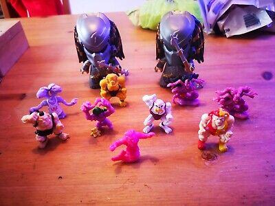Premium Monsters In My Pocket Joblot With Other Figures • 5.50£