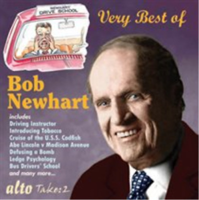 Bob Newhart-Very Best Of Bob Newhart CD NEW • 6.57£