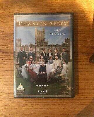NEW Downtown Abbey 'The Finale'. Still In Cellophane • 7£