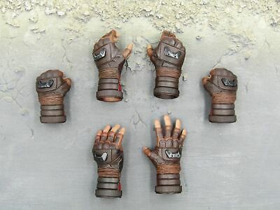 $ CDN44.01 • Buy 1/6 Scale Toy Age Of Ultron - Captain America - Fingerless Gloved Hands Set X6