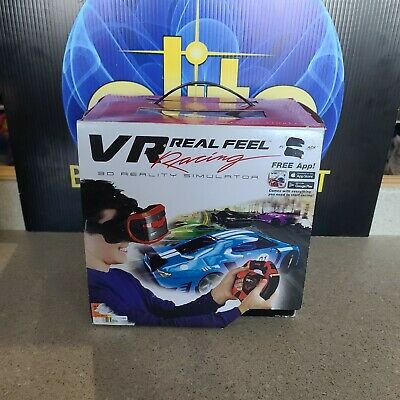 VR Real Feel Racing 3D Reality Simulator  • 21.42£