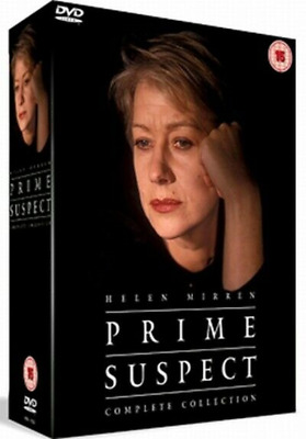 Prime Suspect: Complete Collection (DVD) (2006) (Helen Mirren) • 5.01£
