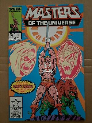 $7.99 • Buy Masters Of The Universe 1