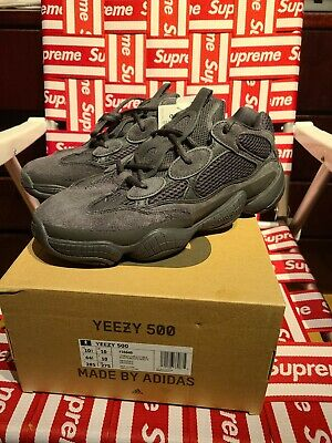 $ CDN480 • Buy ADIDAS YEEZY 500 UTILITY BLACK SIZE 10.5 *In Hand*