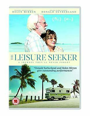 The Leisure Seeker (DVD) (2018) (Helen Mirren) • 2.20£