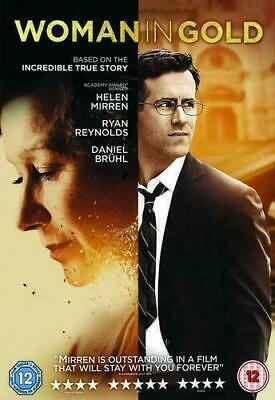 Woman In Gold (DVD) (2015) (Helen Mirren) • 2.90£