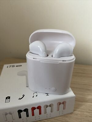 Wireless Bluetooth Headphones Earphones Earbuds Music Charger Any Device • 5£