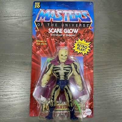 $39.88 • Buy Master Of The Universe Origins Scare Glow 5.5 Scareglow Ready To Ship New