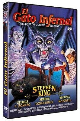 £10.23 • Buy El Gato Infernal DVD 1990 Tales From The Darkside: The Movie