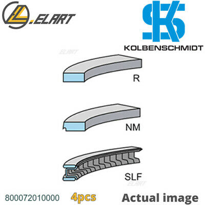 AU113.65 • Buy 4x Piston Ring Kit For Opel Vauxhall Insignia A G09 A 16 Xer Z 16 Xep