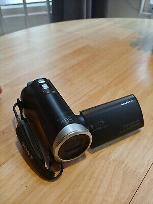 Sony HDR-CX450 Full HD Handycam + Carry Bag. Arrives Before Xmas • 50£