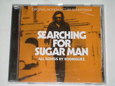 Searching For Sugar Man Original Soundtrack // Sixto Rodriguez Cd 2012 Cold Fact • 0.99£