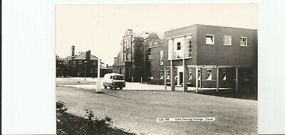 Frith Rp Postcard 1960s Girls Training College Crewe Bmc J2 Van • 4.99£