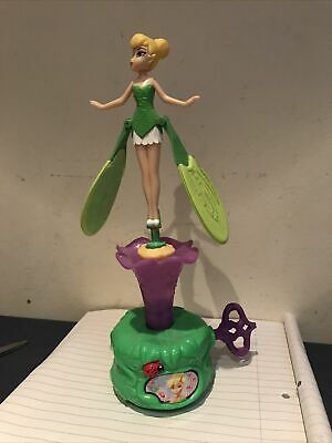 Disney Fairies Take Flight Think Flying Fairy Tinkerbell Doll Toy • 34£