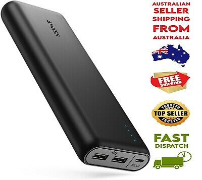 AU129.99 • Buy Anker 20000Mah Portable Charger Powercore 20100 - Ultra High Capacity Power Bank