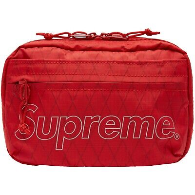 $ CDN137.51 • Buy Supreme Shoulder Bag - FW18 - Red - New With Tags