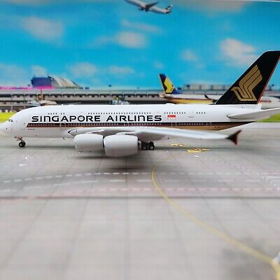 AU73.32 • Buy Phoenix Models 1:400 A380-800 9V-SKZ Singapore Airlines