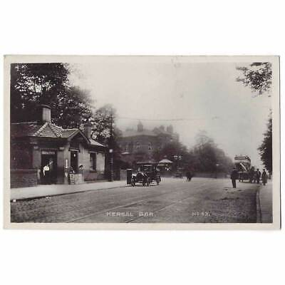 £9.95 • Buy KERSAL BAR Showing Old Tollhouse And Car, Salford RP Postcard Unused