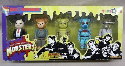 $59.98 • Buy Bearbrick Limit Universal Monsters 5 Body Set Horror Medicom Toy