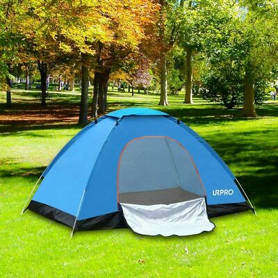 AU34.19 • Buy Instant Pop Up Portable Waterproof Tent Camping Hiking Beach Outdoor Shelter