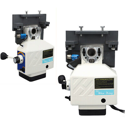£138 • Buy X-Axis Horizontal Power Feed For Milling Machine Speed Limit: 200RPM UK STOCK