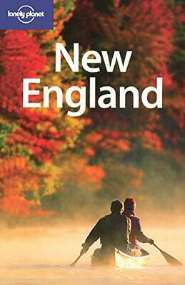 £3.96 • Buy Lonely Planet New England  Regional Guide