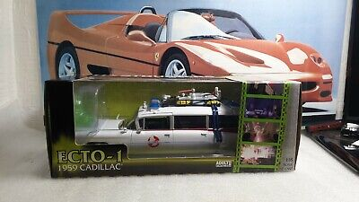 Ertl / Ghostbusters Ecto 1 - 1951 Cadillac  - 1/18 Scale Model Car - Ass 118/06 • 119.99£