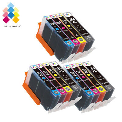 12 Ink Cartridge Unbrand Fits For HP 364 Photosmart 5510 5515 5520 5524 6510 • 15.88£