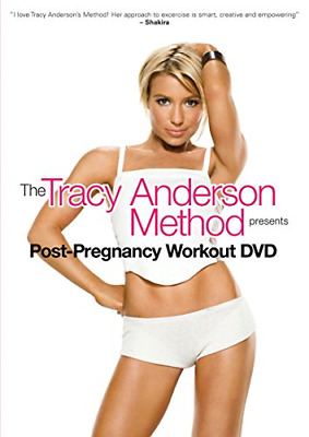 £2.72 • Buy Tracy Anderson Method - Post-Pregnancy Workout DVD (2012) Tracy Anderson