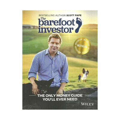 AU20 • Buy The Barefoot Investor By Scott Pape - Book