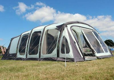 Up Excellent Outdoor Revolution Ozone 6.0 XTRV Large Inflatable Air Tent • 665£